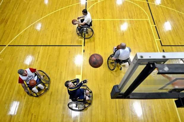sport e disabilità basket