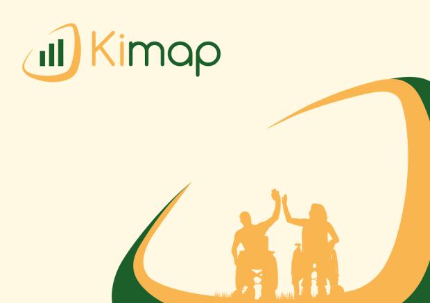 Kimap logo