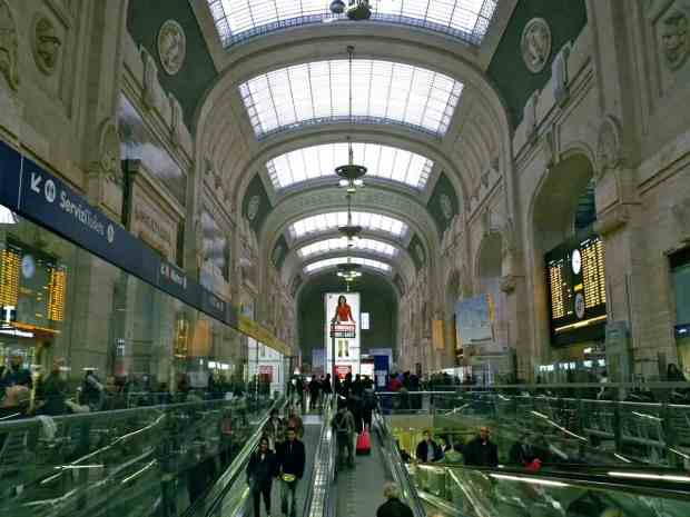 Stations - Milan Central Station