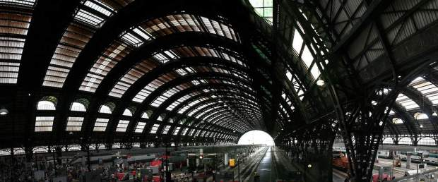 Stations - Milan Central