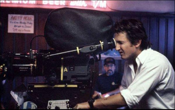Sean Penn making his directorial debut on Indian Runner