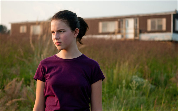 "Perla Haney-Jardine in ""Future Weather"""
