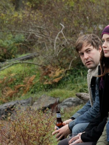 "Mark Duplass, Emily Blunt and Rosemarie DeWitt in ""Your Sister's Sister"""