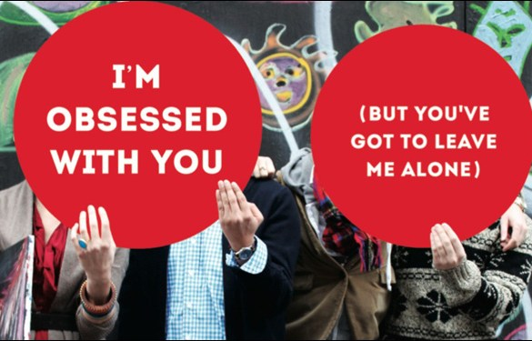 """Genevieve Adams and Jon Goracy's """"I'm Obsessed With You"""""""