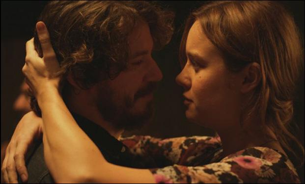 "John Gallagher Jr. and Brie Larson in Destin Daniel Cretton's film ""Short Term 12"""