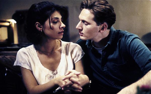 "Callie Thorne and Matt Ross in John C. Walsh's film ""Ed's Next Move"""