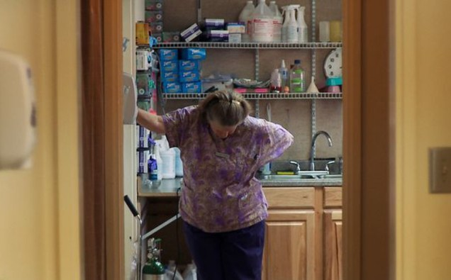 "Dr. Susan Robinson in Martha Shane and Lana Wilson's ""After Tiller"""