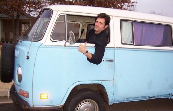 "Dave Torstenson in Ryan Steven Green's ""Circle the Wagen"""