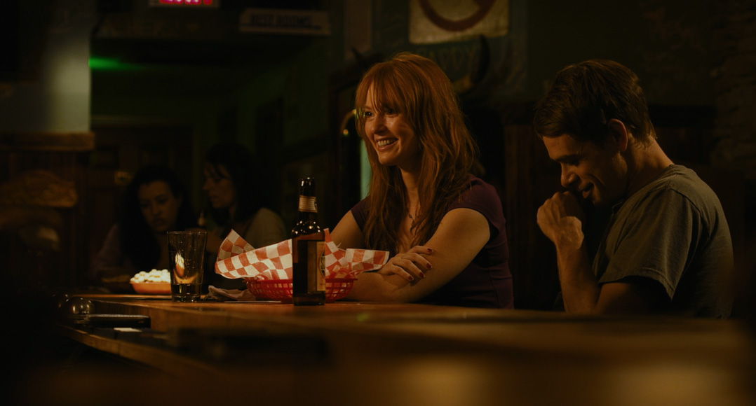 """Nick Stahl and Alicia Witt in """"Away From Here"""""""