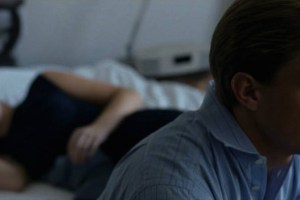 "Chris Lowell and Rose McIver in Maggie Kiley's ""Brightest Star"""