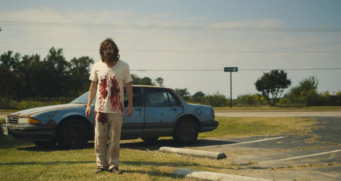 "Macon Blair in Jeremy Saulnier's ""Blue Ruin"""