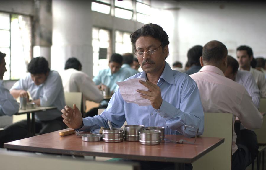 "Irrfan Khan in Ritesh Batra's ""The Lunchbox"""