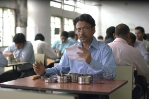 "Irrfan Khan in Ritesh Batra's ""The Lunchbox"""