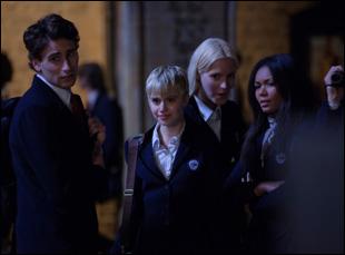 "Sami Gayle in ""Vampire Academy"""