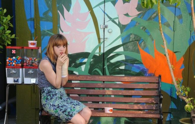 """Zoe Kazan in Jenee LaMarque's """"The Pretty One"""""""