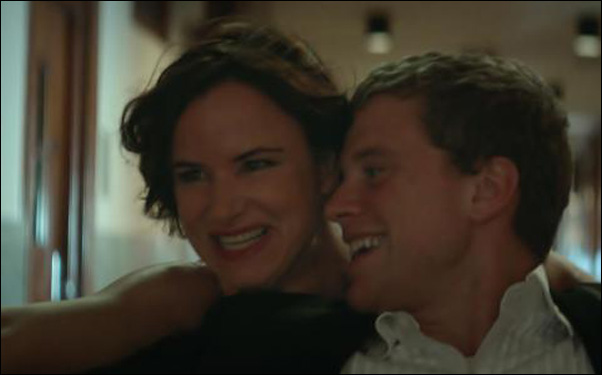 "Juliette Lewis and Jonny Weston in ""Kelly & Cal"""