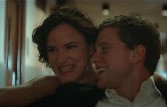 """Juliette Lewis and Jonny Weston in """"Kelly & Cal"""""""