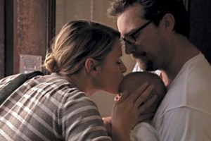 """Amy Seimetz and Thomas J. Madden in """"Be Good"""""""