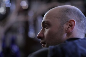 "Corey Stoll in Noah Buschel's ""Glass Chin"""