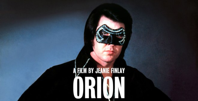 "Jimmy Ellis is Orion in Jeanie Finlay's ""Orion: The Man Who Would Be King"""