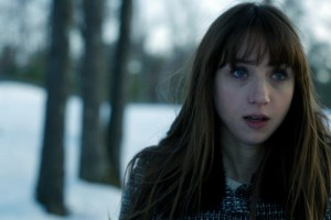 "Zoe Kazan in ""In Your Eyes"""