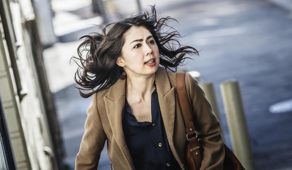 """Ayako Fujitani in """"The Man from Reno"""""""