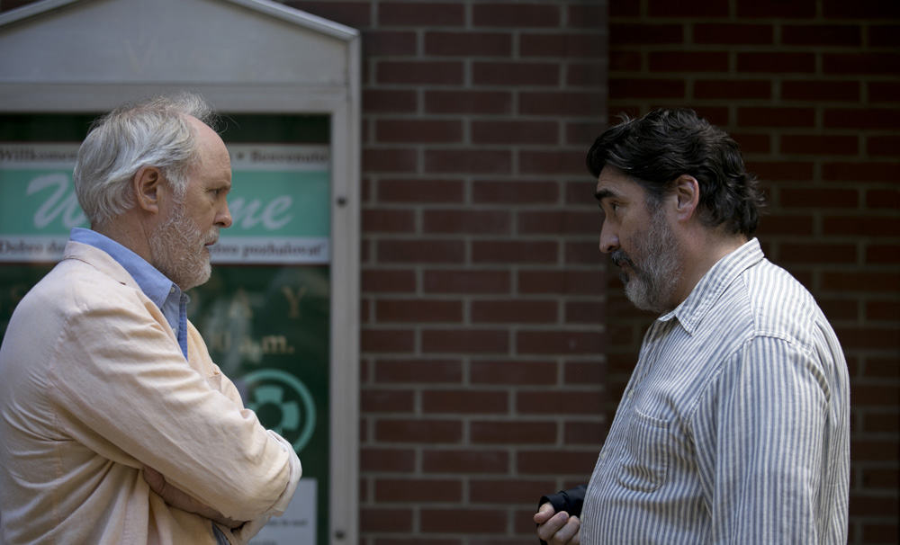 """John Lithgow and Alfred Molina in """"Love is Strange"""""""