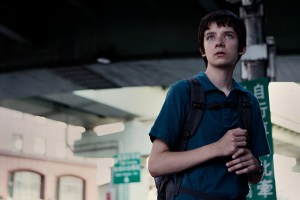 "Asa Butterfield in ""X + Y"""