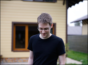 "Edward Snowden in ""Citizenfour"""