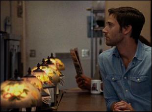 """Ryan Eggold in """"Beside Still Waters"""""""