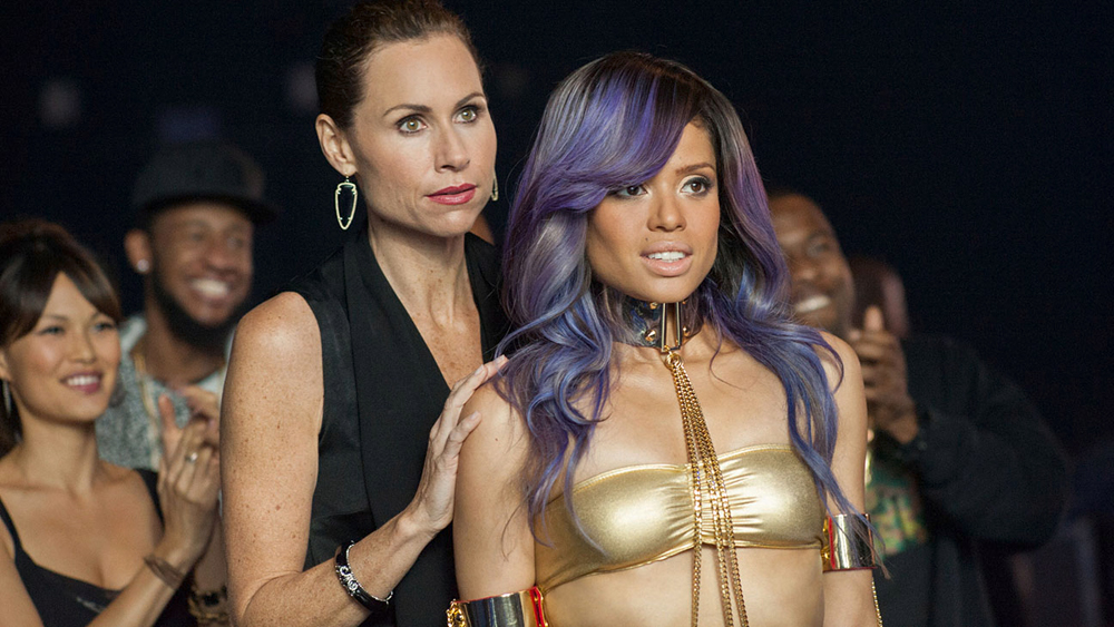 """Minnie Driver and Gugu Mbatha-Raw in """"Beyond the Lights"""""""