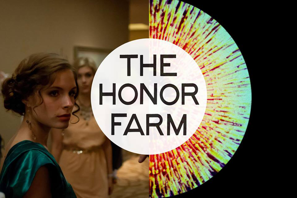 """Olivia Applegate and Katie Folger in """"The Honor Farm"""""""