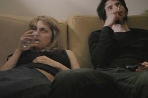 "Tomasz Sliwinski and Magda Hueckel in ""Our Curse"""