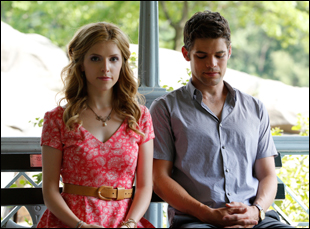 """Anna Kendrick and Jeremy Jordan in """"The Last Five Years"""""""