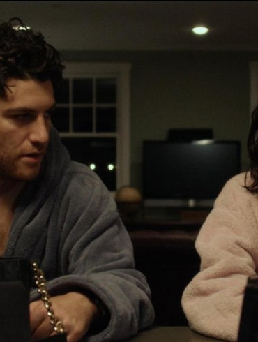 "Adam Pally and Rosa Salazar in ""Night Owls"""