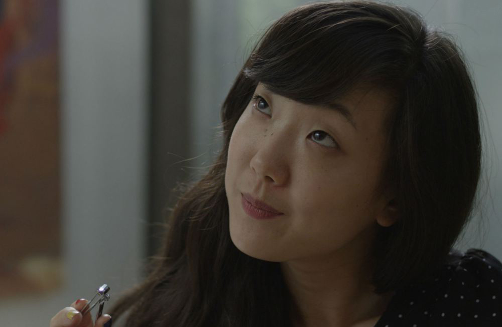 "Jennifer Kim in ""Female Pervert"""