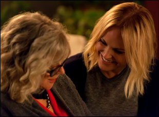 "Blythe Danner and Malin Akerman in ""I'll See You in My Dreams"""