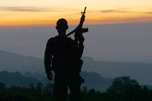 "A scene from Matthew Heineman's ""Cartel Land"""