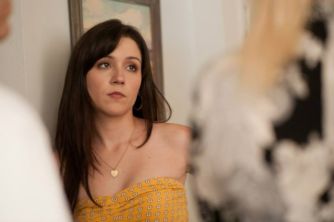 "Shannon Woodward in ""The Breakup Girl"""