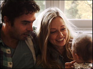 "Damon Gameau and Zoe Tuckwell-Smith in ""That Sugar Film"""