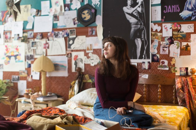 "Bel Powley in ""Diary of a Teenage Girl"""