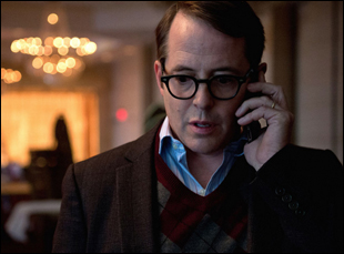 "Matthew Broderick in ""Dirty Weekend"""