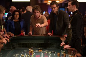 "Ben Mendelsohn and Ryan Reynolds in ""Mississippi Grind"""