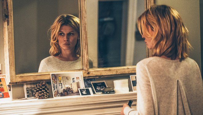 """Clemence Poesy in """"The Ones Below"""""""