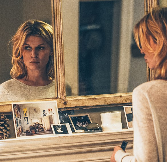 "Clemence Poesy in ""The Ones Below"""