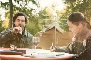 """Maxim Gaudette and Valerie Cadieux in """"Our Loved Ones"""""""