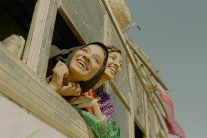 "Tannissha Chatterjee in ""Parched"""