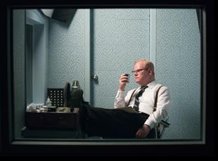 """Jim Gaffigan in """"Experimenter"""""""
