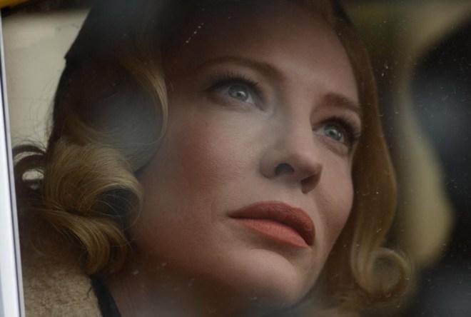 "Cate Blanchett in ""Carol"""