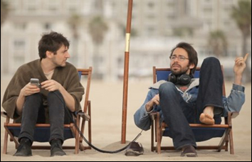 "Nick Koenig and Martin Starr in ""Hot Sugar's Cold World"""